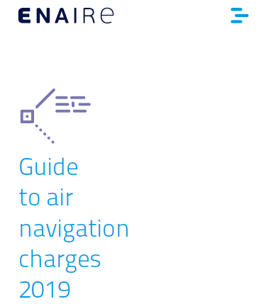 Guide to air navigation charges 2019