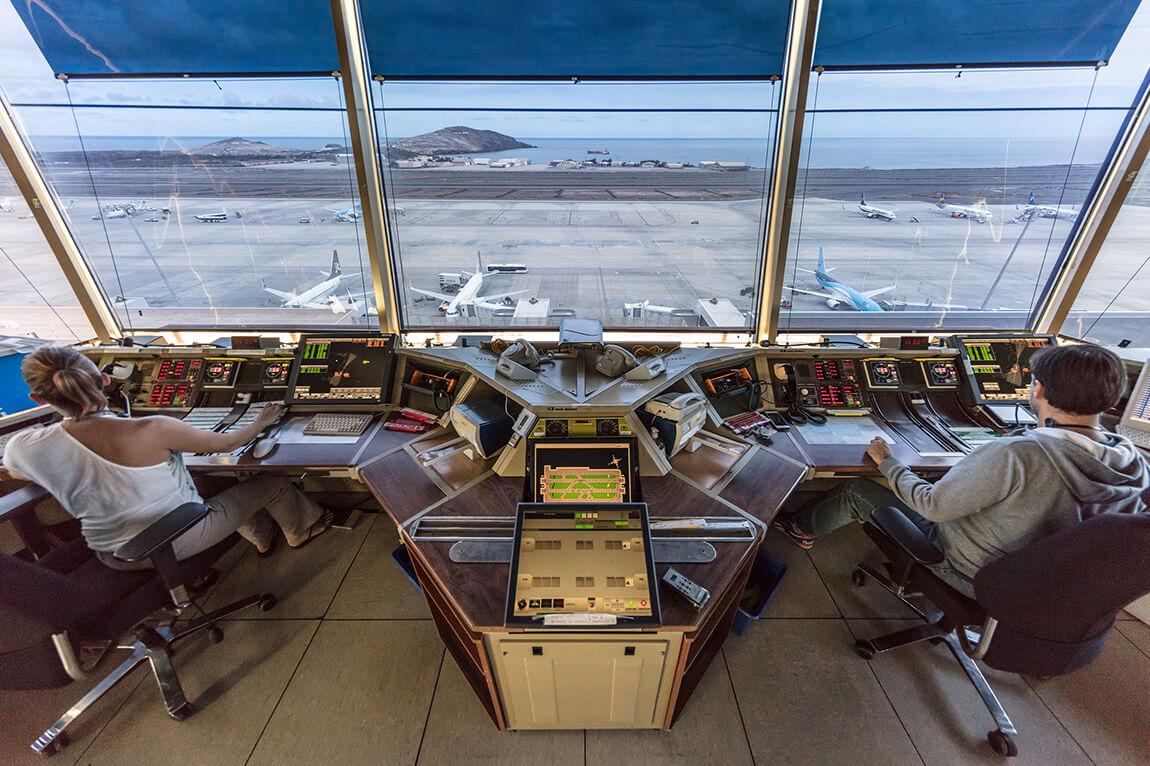 Resultado de imagen para Torre Control Aereo in Spain