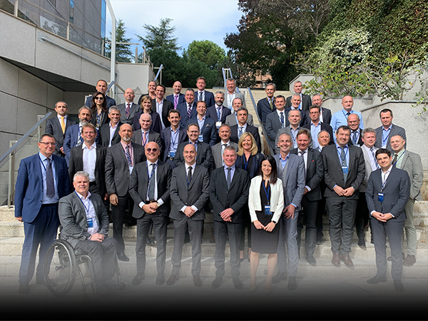 ENAIRE hosts an international meeting to restructure European airspace